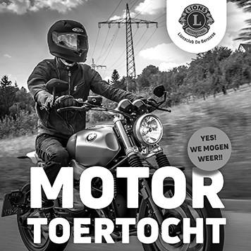 Lionsclub De Bernisse motortoertocht